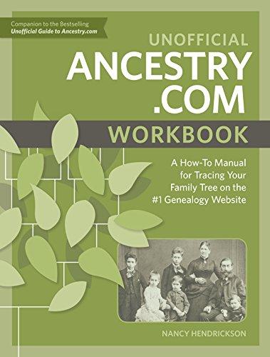 Unofficial Ancestrycom Workbook