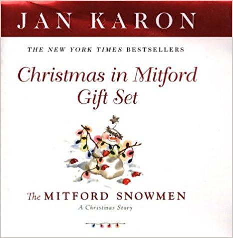Christmas in Mitford Gift Set