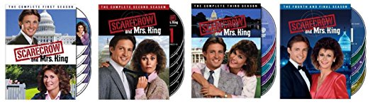 Scarecrow and Mrs King Complete Series