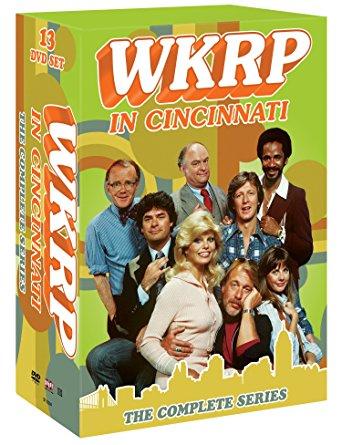 WKRP In Cincinnati The Complete Series